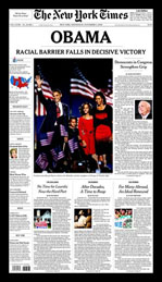 Moulding 601: Obama New York Times