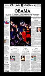 Moulding 203: Obama New York Times