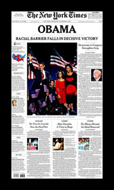 Moulding 207: Obama New York Times