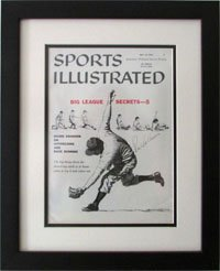 Sports Illustrated 05/18/1958 autographed by Richie Ashburn