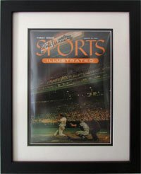 Boston Chanpionship Newspaper Frames